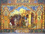 Expulsion of the Moors by Chrsitians Malaga city, Picasso museum, Alcazaba: English tour guide